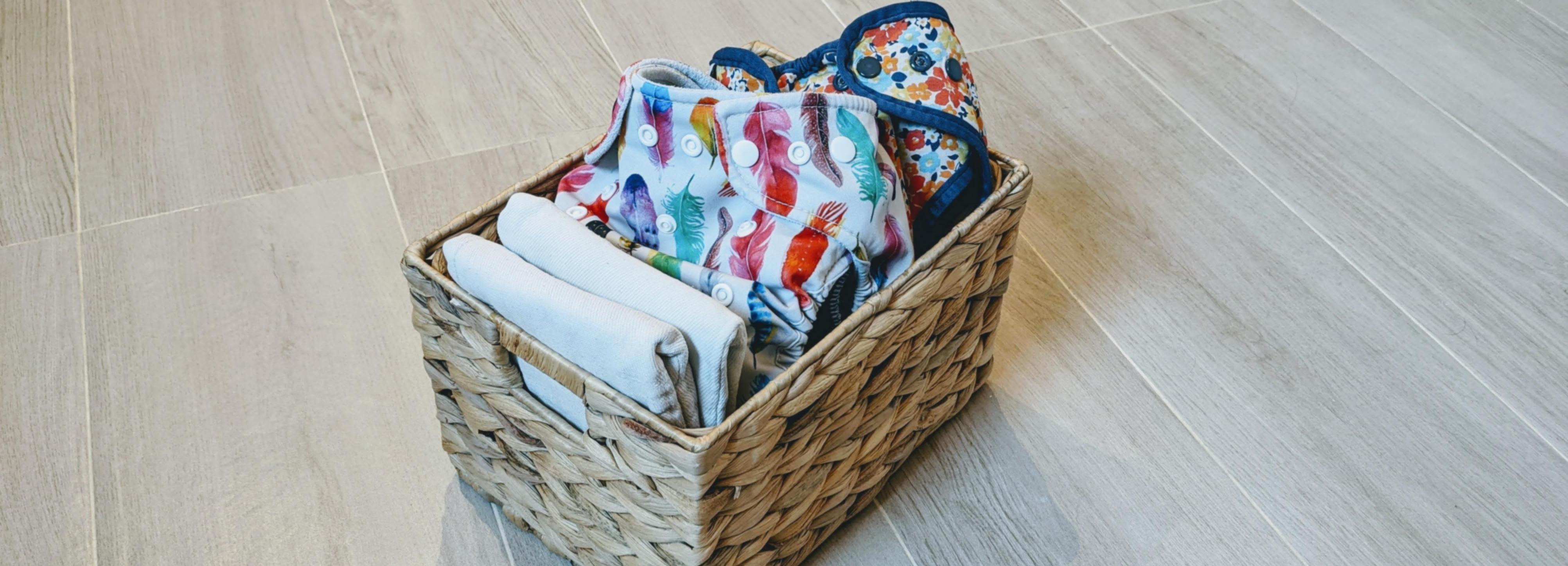 Promouvoir l'utilisation des couches lavables chez les particuliers et dans les crèches