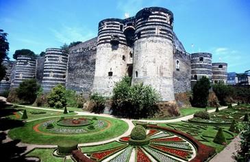 Dynamiser quartier Château d'Angers