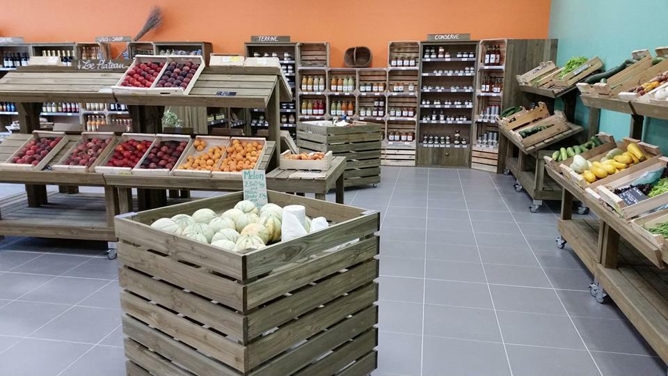 Développer les magasins de producteurs zéro déchets