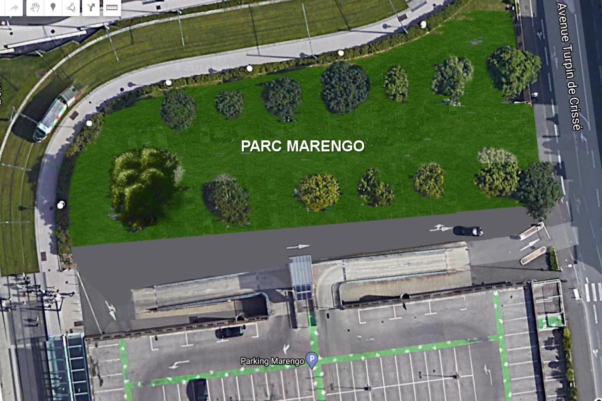 Petit parc Marengo
