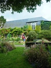 Amenagement chapelle jardin des plantes