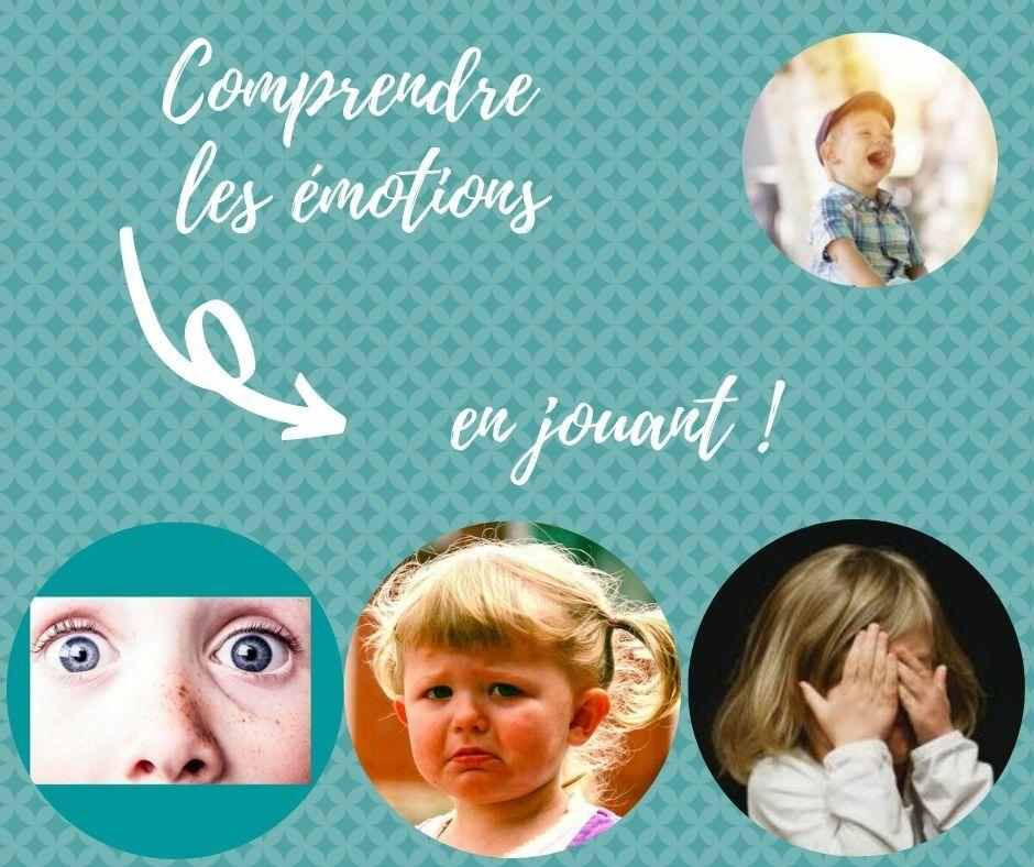 Une aire de jeux pédagogique sur le thème des émotions