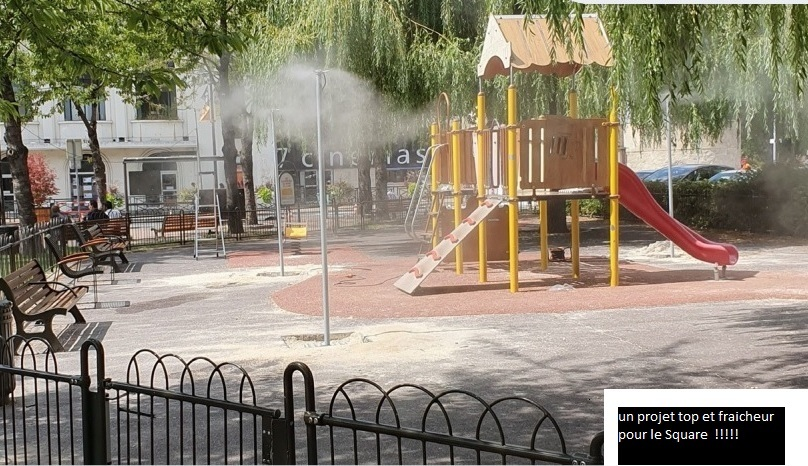 Revitalisation square Doutre