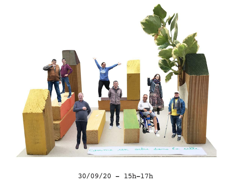 Enchanter le square Boisramé : création d'un espace convivial entre voisins !