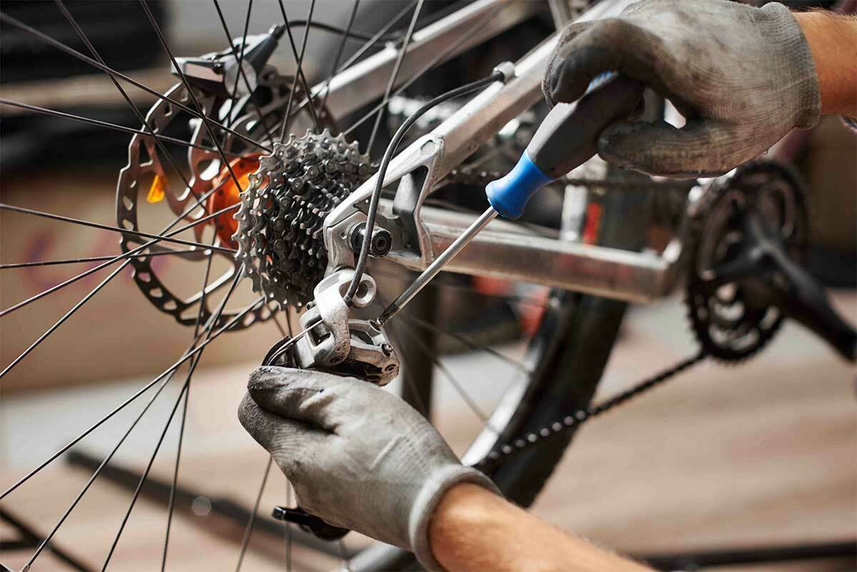 Atelier partagé d'autoréparation vélo