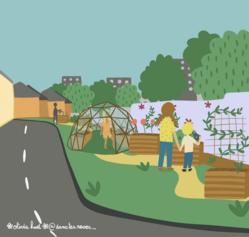 18/ Se permettre la permaculture à la Roseraie