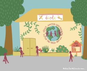 32/ Culture, nature et lecture : rendons attractifs les abords des écoles de nos quartiers !