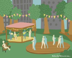 35/ Ouvre le bal, espaces artistiques de danse collective