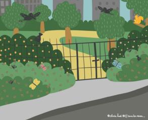 20/ Un bocage urbain pour favoriser la biodiversité