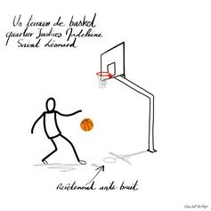 30 / Des terrains de Basket aux Justices-Madeleine-St Léonard