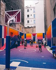 Exemple Playground Pigalle Basketball