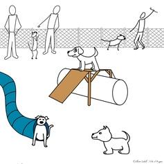 36 / Créer des parcs à chiens (et chats !)