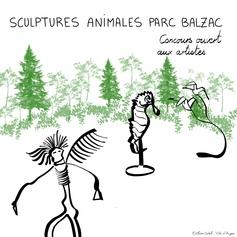 20 / Une promenade artistique à Balzac