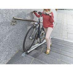 illustration rail pour vélo