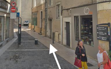 Liaison douce dans la Cité d'Angers
