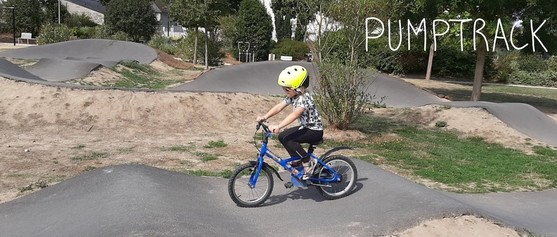 exemple de pumptrack