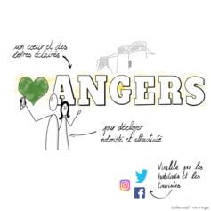 10/ ANGERS en lettres géantes