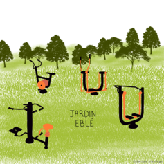 40/ Fitness au jardin Eblé, à fond la forme !