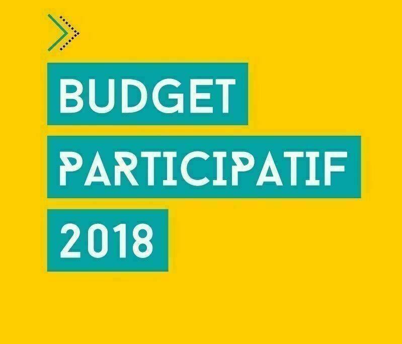 BUDGET PARTICIPATIF 2018
